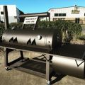 """Brangus"" 24"" Offset Smoker"