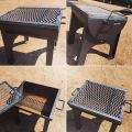 "16"" Fire Pit / Grill"